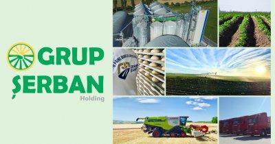 Grupul agricol Șerban Holding pregătește listarea la Bursa de Valori București