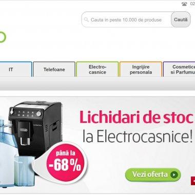 Telekom închide magazinul online clickshop.ro din 15 februarie