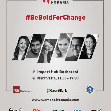 Women of Romania, eveniment dedicat femeilor antreprenor din țară