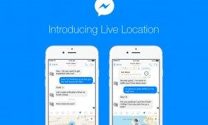Facebook te lasă să le zici prietenilor unde ești, în Messenger