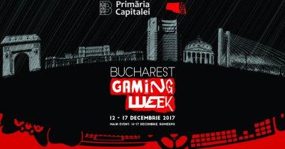 Bucharest Gaming Week: competiții și sesiuni de hands-on pentru gameri
