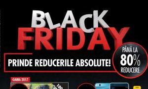 Catalogul Black Friday 2017 la Flanco: Ce produse sunt la reducere