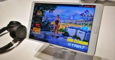 MWC 2018: Tabletele Huawei MediaPad M5, create special pentru filme