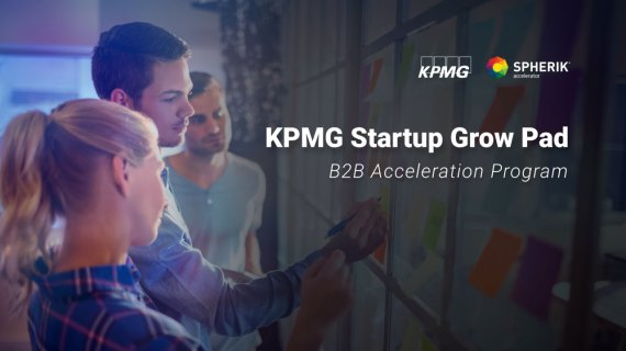 Ce soluții oferă primele startup-uri primite la KPMG Startup Grow Pad