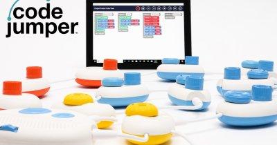Blocurile tactile care-i ajută pe nevăzători să învețe programare