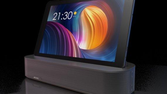Archos Oxygen 101S, tableta ieftină care devine Google Home