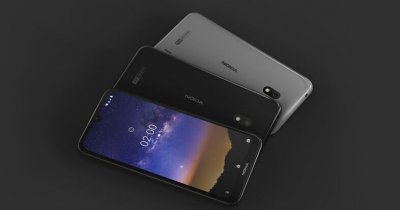 Nokia 2.2, disponibil în România din iulie: cât costă și ce oferă