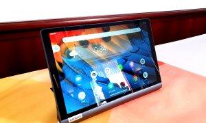 IFA 2019 - Lenovo Yoga Smart Tab e accesoriul bun pentru bucătărie
