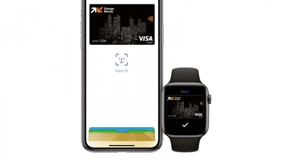 Orange Money integrează plata prin Apple Pay