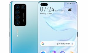 Huawei P40 Pro: baterie din grafen de 5500 mAh și un display de 120 Hz