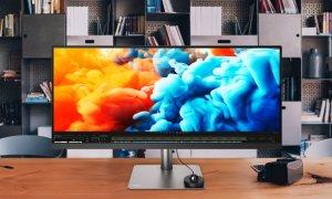 BenQ lansează monitor profesional de 34 de inci pentru designeri