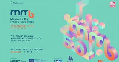Burnout, Tik Tok, festivaluri de muzică: agenda Mastering The Music Business