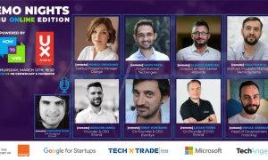 Demo Nights Sibiu / Online Edition: Startup-urile fac pitch de la distanță