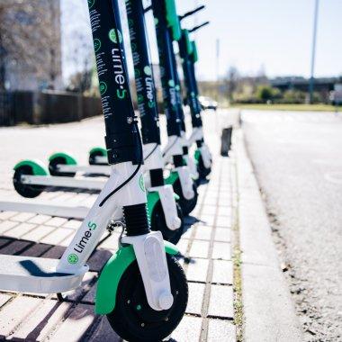 LimePass e abonamentul pentru navetiștii pe trotineta electrică în București