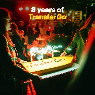 TransferGo împlinește 8 ani. Cum folosesc românii serviciul de transfer de bani