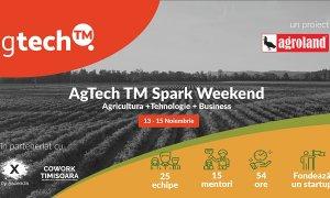 Incubator de startup-uri din agricultură cu premii: AgTech TM by Agroland