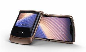 Cel mai sexy telefon din 2020? Motorola Razr 5G Gold, disponibil la precomandă