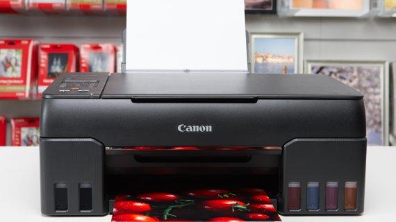 Canon prezintă noua generaţie de imprimante MegaTank