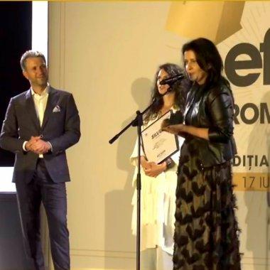 Campaniile Telekom România, premiate la Gala Effie 2021