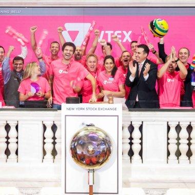 VTEX încheie procesul de listare la Bursa din New York. Extindere accelerată