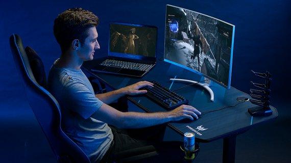 Acer își extinde portofoliul de gaming, dar și portofoliul Eco-Friendly