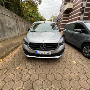 Mercedes-Benz Citan - mașina pentru IMM-urile cu nevoi logistice