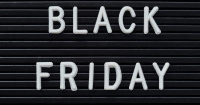 Black Friday 2021 - când are loc evenimentul de reduceri la evoMAG