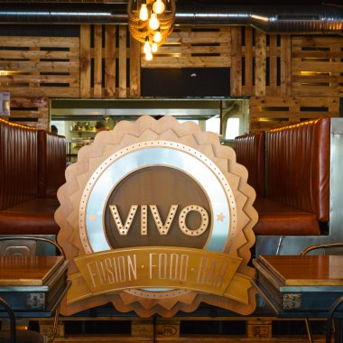 Vivo Food Bar - burgerii creați de IT-iști