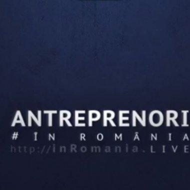 """Emisiunea """"Antreprenori în România"""" - De ce să te apuci de afaceri?"""