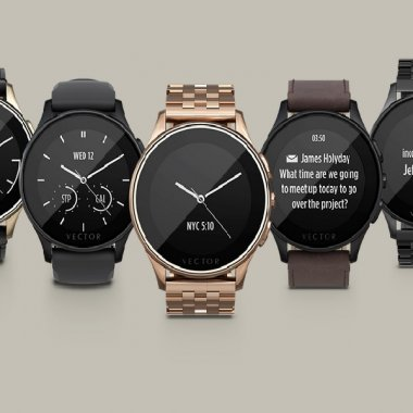 Vector Watch, vândut către Fitbit